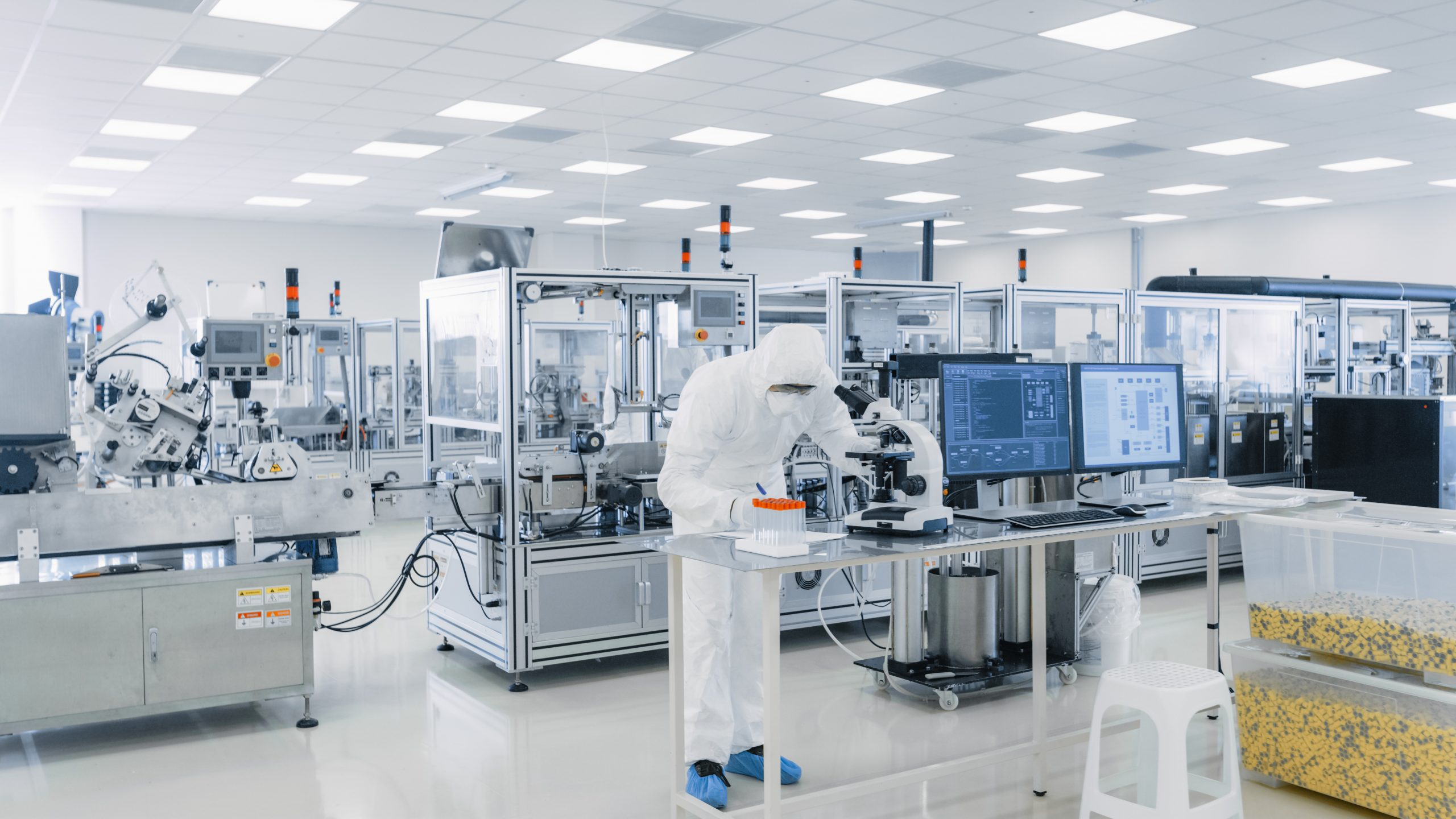 Alarm Management's Role in the Pharmaceutical Industry