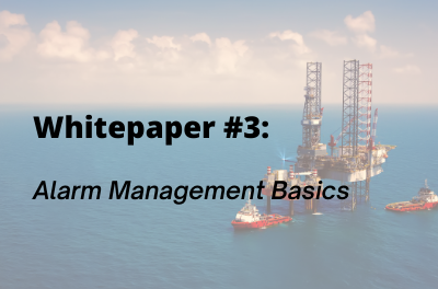 Alarm Management Basics for Offshore EP Owners and Operators